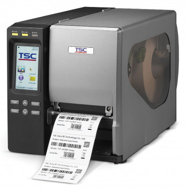 TSC TTP-346MT Touch Screen Industrial Label Printer