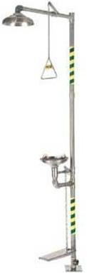 UniCare LSES 8 Safety Shower Face / Eye Wash Machine