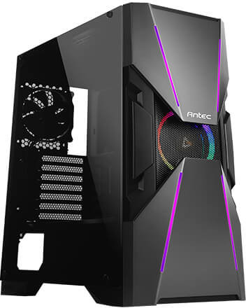 Antec DA601 Mid Tower Gaming Computer Casing