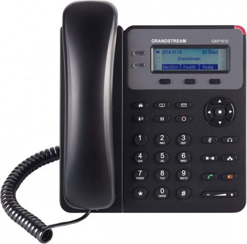 Grandstream GXP1610 3-Way Conferencing IP Phone
