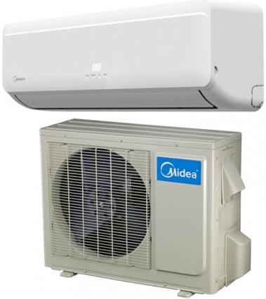 Midea MSM24 2 Ton 24000 BTU Split Air Conditioner