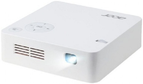 Acer C202i LED DLP Wireless Projector