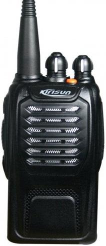Kirisun PT558 UHF Band Two-Way Radio Walkie Talkie