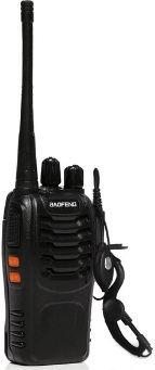 Baofeng BF888S 16-CH Vox Function Tow-Way Walkie Talkie