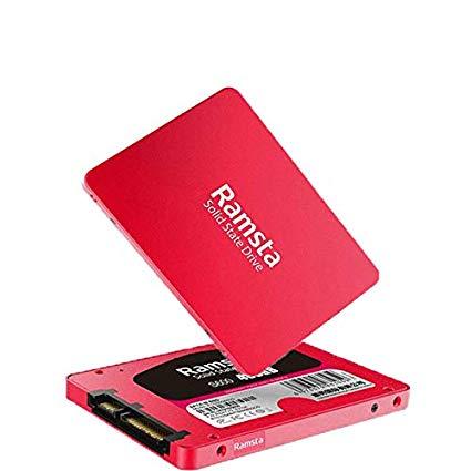 Ramsta S600 480GB SATA-III Hi-Speed Solid State Drive