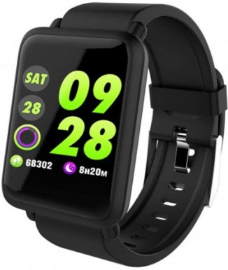 TooGoo M28 Heart Rate Monitor 1.3 Inch Smartwatch