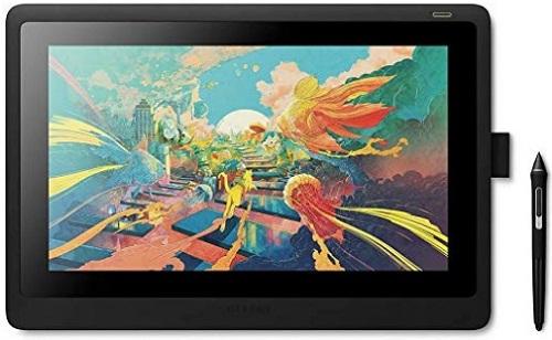 Wacom Cintiq DTK 1660 16 Pen Graphics Tablet