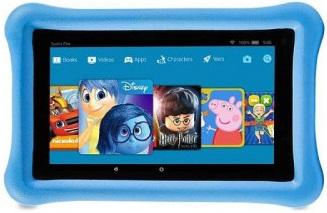 "Kids Tablet PC E80 7"" Quad Core CPU 1GB RAM 8GB Storage"