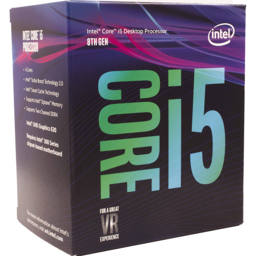 Intel Core i5-8500 Desktop Processor