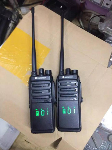 Motorola GP-3688 16-Channel Two-Way Radio Walkie Talkie