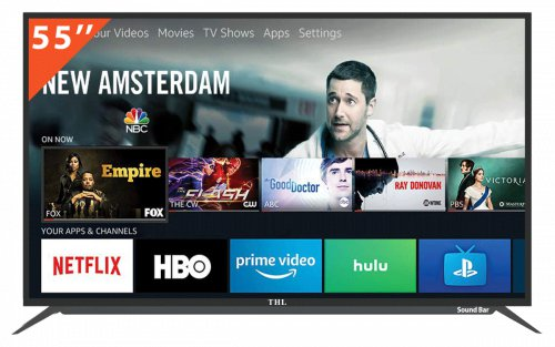 Thl 55 Inch Smart Android Led Television Price In Bangladesh Bdstall