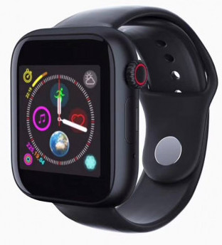 Smartwatch Z6 Remote Camera 1.54 Inch Touch Screen