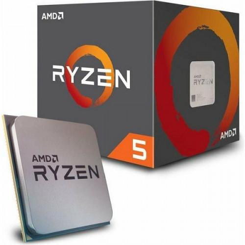 AMD Ryzen 5 2600 6 CPU Core 19MB Cache AM4 Sock