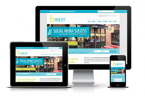 Dynamic and Corporate Website Development