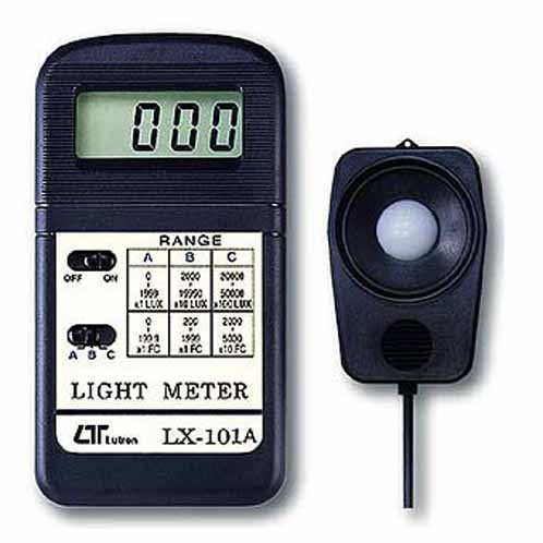Lux Meter / Light Assessment Meter