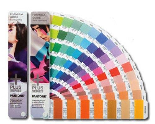 Pantone GP1601N Solid Coated Color Formula Guide
