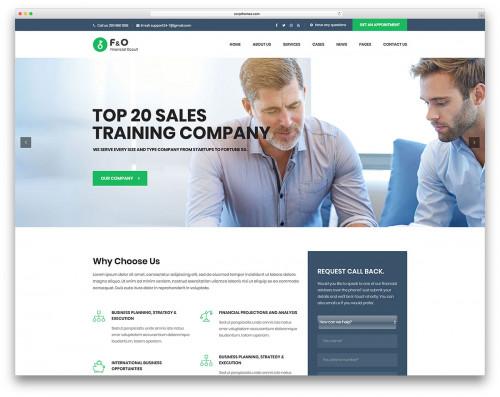 Corporate Dynamic Website Design