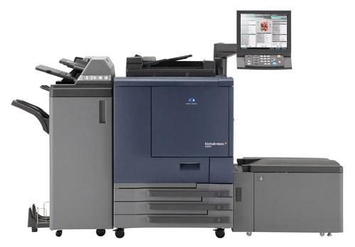 Konica Minolta C6000 Buzhub Digital Press