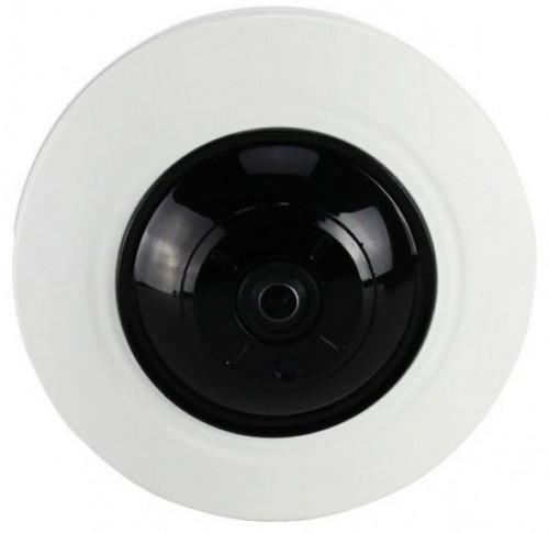 Longse LMDES600 4MP Fisheye PoE IP Camera