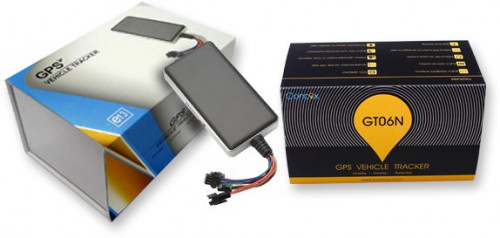 Concox GT06N GPS Vehicle Tracking and Voice Monitoring