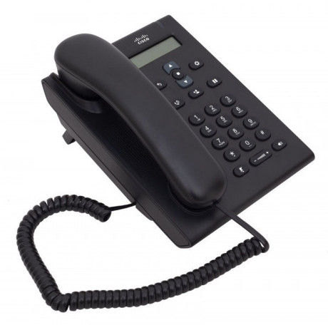 Cisco CP-3905 Unified SIP IP phone
