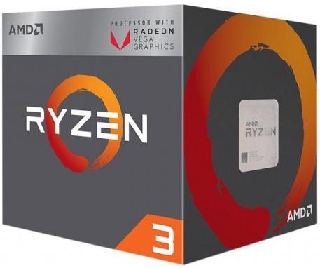 AMD Ryzen 3 2200G Quad Core Processor