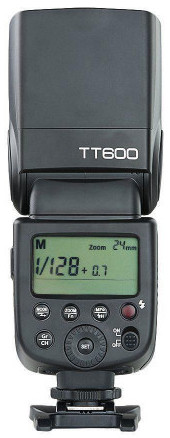 Godox TT600 II Speedlite Camera Flash