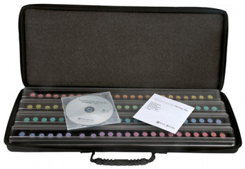 Munsell 100 Color Vision Hue Tester