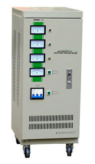 Tri Phase Automatic 20 KVA Voltage Stabilizer