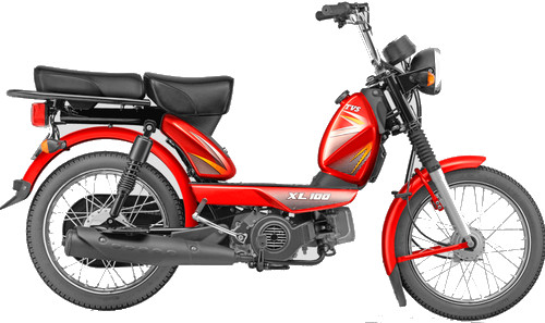TVS XL 100 cc