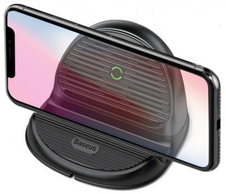 Baseus WXHSG-01 Silicone Horizontal Wireless Charger