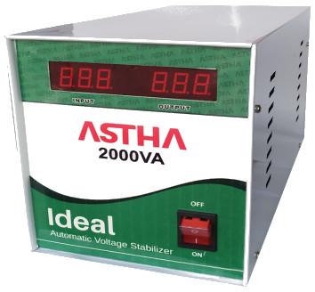 Astha Ideal 2000VA Auto Voltage Stabilizer