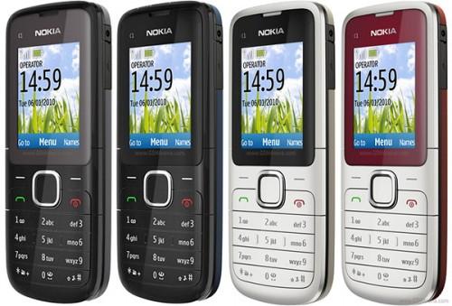 Nokia C1-01 Mobile Phone Price Bangladesh : Bdstall