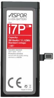 Aspor Li-Ion Battery for iPhone 7 Plus