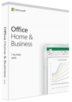 Microsoft Office Home & Business 2019 Lifetime Validity