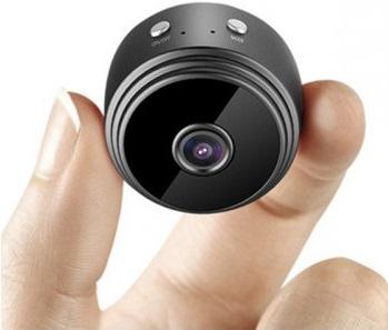 A9 Mini Wireless Full HD Night Vision IP Camera