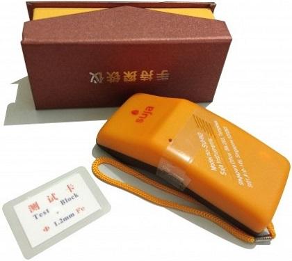 Suja SUHN2 Handheld Needle Detector