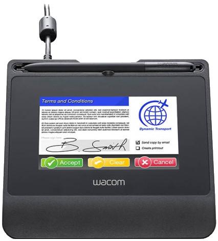 Wacom STU-540 Color LCD Signature Tablet