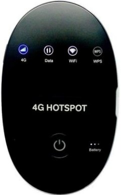 Reliance 4G LTE Hotspot Wireless Router