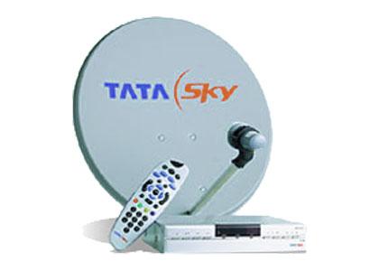 Tata Sky Satellite Dish With Receiver Price Bangladesh