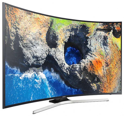 Samsung MU7350 Curved 4K UHD 49 Inch WiFi Smart LED TV
