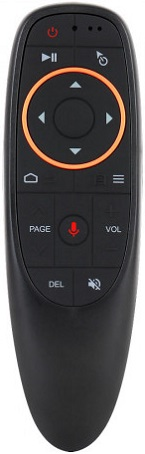 Voice Control G10 Air Mouse