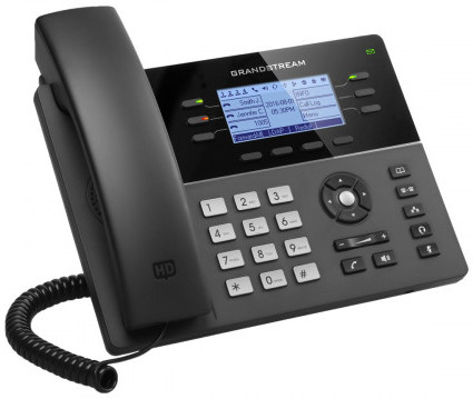 Grandstream GXP1760W  Mid-Range Wi-Fi Enabled IP Phone