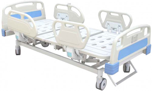 Hospital ICU YKA007 5 Crank Electric Bed