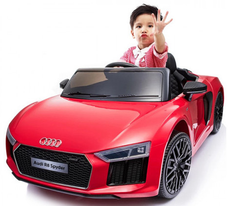 Audi R8 Charging Electric Rechargeable Baby Car