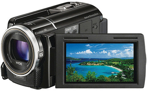 Sony HDR-XR160 High Definition Video Camera
