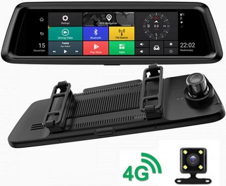 Nemstar Tem-T8 Car Security Camera