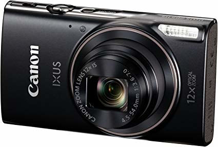 Canon IXUS-285 HS 20.2MP Point and Shoot Camera