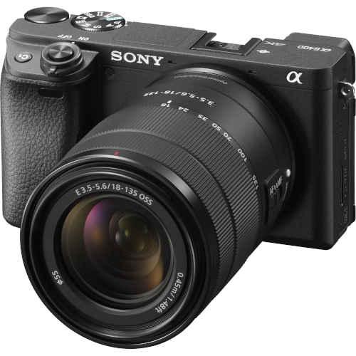 Sony A6400 24MP Mirrorless Digital Camera