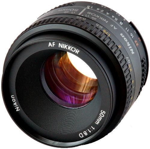 Nikon AF-S Nikkor 50mm f/1.8D Lens